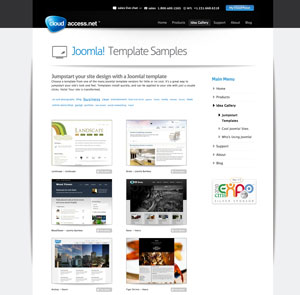 Cloud Access templates