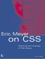 Eric Meyer on CSS