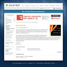 joomla-resource-directory-launch