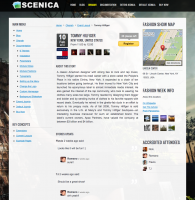 JoomlaShack Scenica with Ohanah support