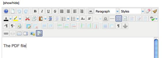 File joomla pdf in