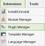 plugin-manager-menu-option