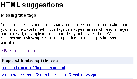 gwt-missing-title-tags