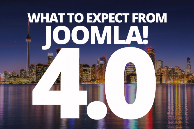 What to expect from Joomla! 4.0?