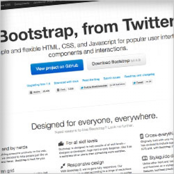 Twitter Bootstrap to be included in Joomla 3.0