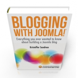 "Announcing: ""Blogging with Joomla!"" - the e-book"