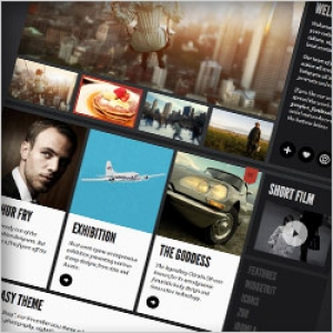 Joomla business templates, November 2011