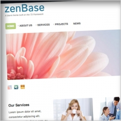 Joomla business templates, February 2013