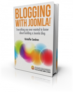 "The ""Blogging with Joomla"" e-book"